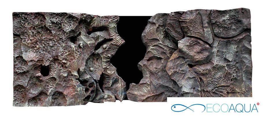 Kalkstein Aquarien Hintergründe