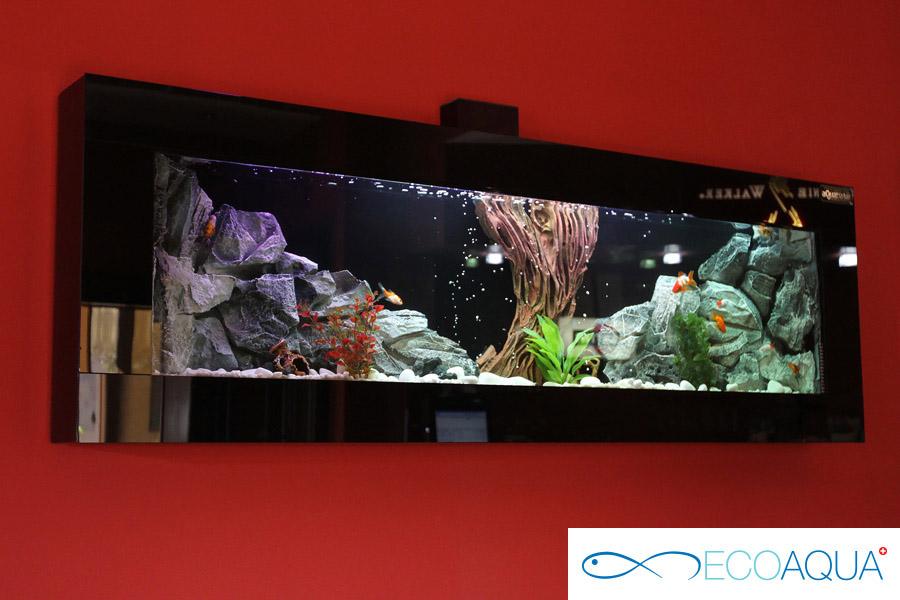 Aquarium in a Café