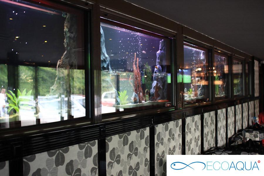 Kundenspezifische aquarien